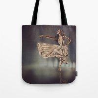 Ballereal Tote Bag