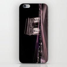 Arc de triomphe Paris France iPhone & iPod Skin