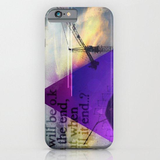 IT WILL B OK iPhone & iPod Case