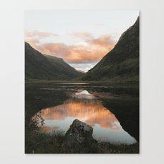 Time Is Precious - Landscape Photography Canvas Print