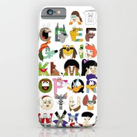 Child Of The 70s Alphabe… iPhone 6 Slim Case