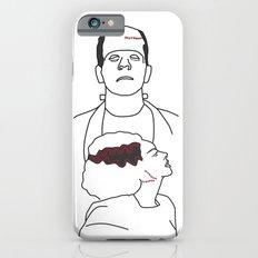 Monster & his Bride Slim Case iPhone 6s
