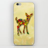 Animal Mosaic - The Fawn iPhone & iPod Skin