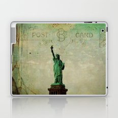 Thinking of  you today NYC! Laptop & iPad Skin