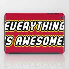 Everything is Awesome! iPad Case