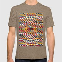 Texturize Mens Fitted Tee Tri-Coffee SMALL