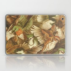 Red-Throated, Black-capp… Laptop & iPad Skin