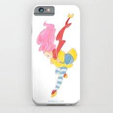 jump jump jump! jumping down! iPhone 6 Slim Case