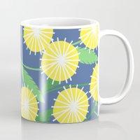 Dandelion Mug