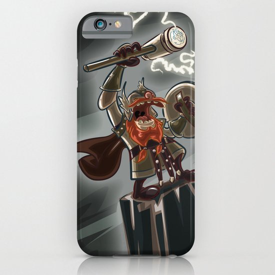 Bolt Thundersmite- Version2 iPhone & iPod Case