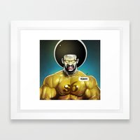 Sixman Framed Art Print