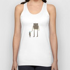 We'll Find A Home Unisex Tank Top