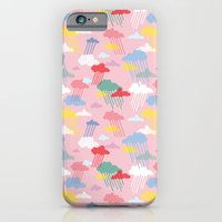 Cloud Pattern iPhone 6 Slim Case
