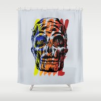 Now is our time Shower Curtain