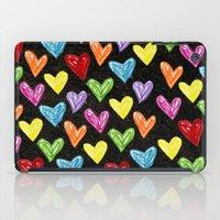 Midnight Love iPad Case