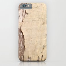 Wood Texture Slim Case iPhone 6s