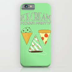 Ice Cream Pizza Party Slim Case iPhone 6s