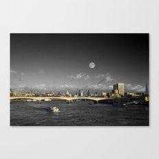 London  Skyline Canvas Print