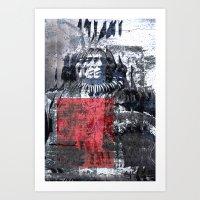 THE ETHNOLOGY Art Print