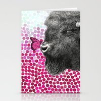 New Friends 4 by Eric Fan & Garima Dhawan Stationery Cards