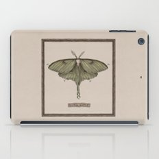 Luna Moth iPad Case