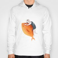 The Fish Girl Hoody