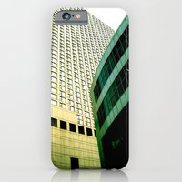 iPhone & iPod Case featuring Meeting Corner I by Emily H Morley