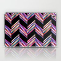 Lilli Chevron {dark} Laptop & iPad Skin