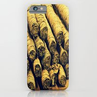 iPhone & iPod Case featuring Cigars by Maite