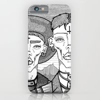 iPhone & iPod Case featuring Messengers by Murkwood