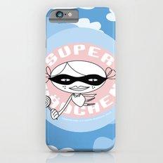 SUPER GIRL // Super Mädchen iPhone 6s Slim Case