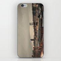 the city never sleeps:: nyc iPhone & iPod Skin