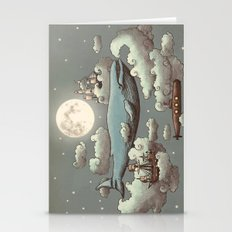 Ocean Meets Sky Stationery Cards