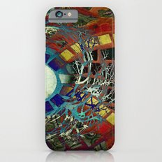 Mosaic Abstract 2 iPhone 6 Slim Case