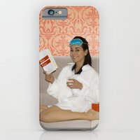 Holly, Breakfast at Tiffany's iPhone 6 Slim Case