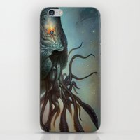 Yawanpok The Void Menace iPhone & iPod Skin