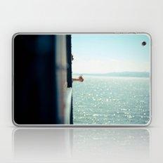 Staten Island Ferry  Laptop & iPad Skin