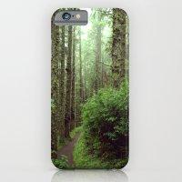 Green Scene. iPhone 6 Slim Case