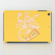 Hydrating lotion iPad Case