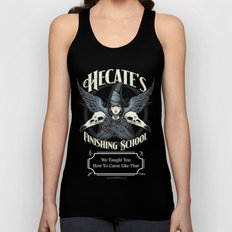 Hecate's Finishing School Unisex Tank Top