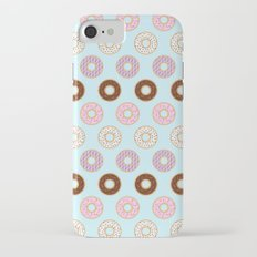 Doughnut Polka iPhone 7 Slim Case