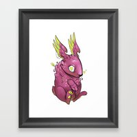 This Is Love Framed Art Print