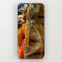Bushels Of Apples iPhone & iPod Skin