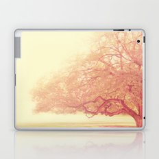 tree. That Was Just a Dream. pink tree photograph Laptop & iPad Skin