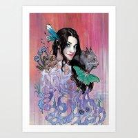 Lilitha Art Print