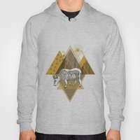 Mountain Goat Hoody