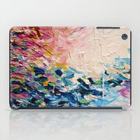 PARADISE DREAMING Colorf… iPad Case