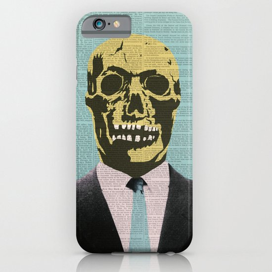 Working Man iPhone & iPod Case