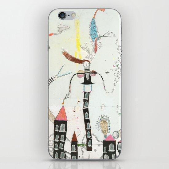 Desire creates the power. iPhone & iPod Skin