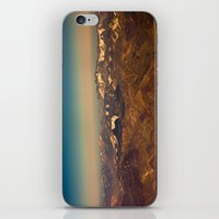 Mountains, Snow And Sky … iPhone & iPod Skin